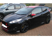 Ford Fiesta Black Edition 140BHP