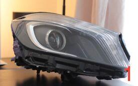 Genuine Bi Xenon headlights for Mercedes A-Class