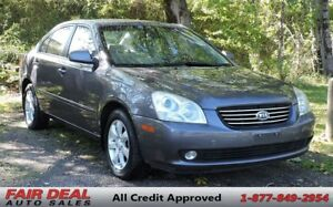 2007 Kia Magentis LX: All Power Options/Heated Seats