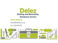 Painting/Decorating and Handyman Services