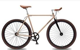 FOFFA CREME SINGLE SPEED BIKE SIZE 55CM