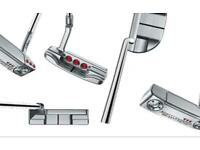 Wanted: used Scotty Cameron putter