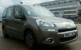 2013 Peugeot Partner TEPEE 1.6 Diesel Low millage
