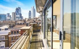 ONE BEDROOM PENTHOUSE, LOCATED IN ALDGATE, SAXON HOUSE