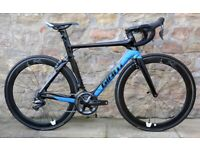 COST £6800. GIANT PROPEL ADVANCED SL 0 DURA-ACE Di2 R9150 AERO CARBON ROAD BIKE. ONLY 6.7KG. SL0