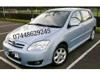 2003-2008 Toyota Corolla 2.0 d4d breaking for parts
