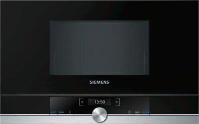 Siemens BF634RGS1 iQ700 Mikrowelle / 900 W / 21 L Garraum / Edelstahl