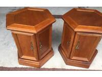2 Bedside Cabinets (£100 for both)