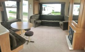 *BLACK FRIDAY SPECIAL* Static Caravan For Sale in North Wales.