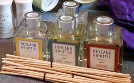 - NEW Heyland & whittle (home range) diffusers