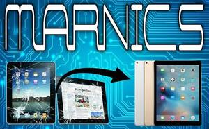 Tablet Repair Service - OEM Original Parts + Best Prices + 2 Hour Turnaround - iPad Samsung Tab Asus