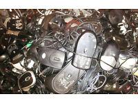 50x USB mouse - Dell, Lenovo, HP, Microsoft, Logitech