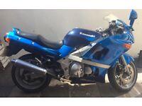 Kawasaki ZZR 600 Ideal Commuter or First Bike