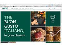 Website Design. PRO Web Development + Designer. web services, Content manager