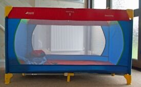 Hauck Drean N Play Travel Cot/Playpen