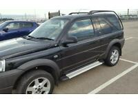 Landrover freelander serigeti se (possible swap/px for family car)