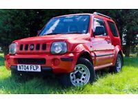 Suzuki Jimny JLX 4 WHEEL DRIVE Petrol 1.3