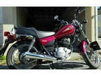 [SOLD] Yamaha SR125