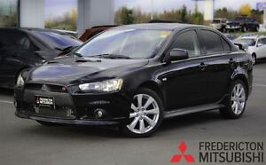 2014 Mitsubishi Lancer RALLIART! TURBO! HEATED SEATS! ONLY 63K!