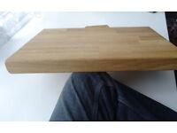 Brand new solid oak chopping board