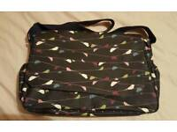 Mothercare Changing bag with matching mat
