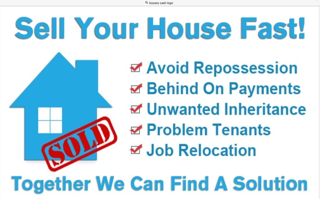 We will buy your house for cash,no survey, quick completion,pay your ...