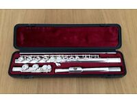 Yamaha F100Sii Student Flute - Silver-plated - Very Good Condition