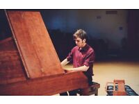 Piano lessons with Peter Lawson, BA, MA Music Performance