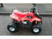 Buzz quad 90cc automatic