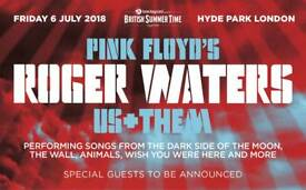 Roger Waters Hyde Park 06/07/2018
