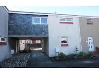 2 bed house for rent, cumbernauld village