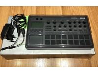 Korg Electribe 2 synth / sequencer and music production station with decksaver.