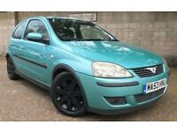 Vauxhall Corsa 1.2 *very low mileage* *12 months mot* *full service history* not astra polo golf