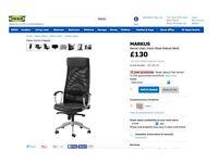 IKEA MARKUS High quality office chair - Like new 50£