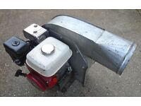 Honda Petrol Blower 3.5hp - For Bouncy Castle & Inflatables