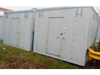 GREAT 125ft² LOCK-UP CABINS available for storage | Derby (DE23)