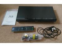 Sony BDP-S350 Blu Ray & DVD Player
