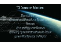 PC & Laptop repair Services North Lanarkshire/Glasgow