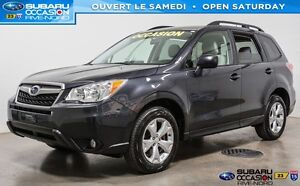 2015 Subaru Forester Convenience CERTIFIE+MAGS+BLUETOOTH