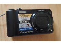 SONY CYBERSHOT DSC HX5 - NEARLY NEW EXCELLENT CONDITION