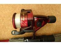 Qunhai SL500 Telescopic Fishing Rod & Reel
