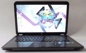 HP G6/ NTEL I3 2.40 GHz/ 4 GB Ram/ 500GB HDD/ WIRELESS/ HDMI/ WEBCAM - WIN 7