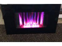 "Eletric wall mounted Fire 32"""