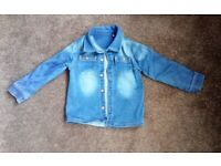 Baby boy jeans jacket 18-24 months