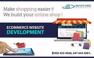 e Commerce Web Site /  Website Development / Digital Marketing