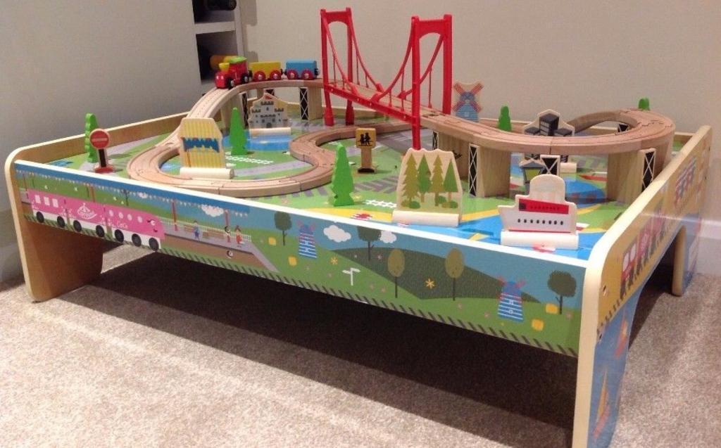 Carousel Train Table New And Unopened In Kirkliston Edinburgh Gumtree