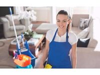 Part time/ full time cleaners required up to £9/hour
