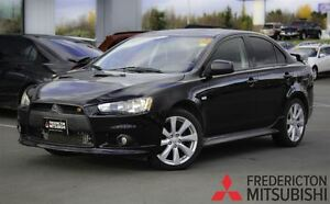 2014 Mitsubishi Lancer RALLIART! RECARO SEATS! ONLY 63K!