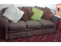 Free Sofa & 2 Armchairs