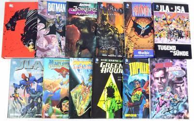 Dc Comics Superhelden (DC Comics Superhelden HC - signiert - zur Auswahl)